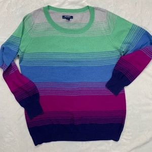 Old Navy Multicolor Sweater   Large